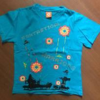 Camiseta Hering tamanho 4 - 4 anos - Hering