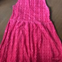 Vestido pink Zara tamanho 11/12 - 152cm - 11 anos - Zara