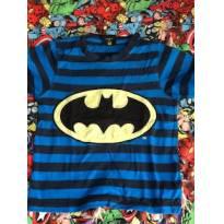 Camiseta Batman tamanho 4 - 4 anos - Batman