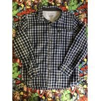 Camisa Calvin Klein tamanho 6