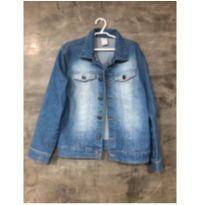 Jaqueta jeans Hering tamanho 8 - 8 anos - Hering Kids