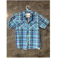 Camisa xadrez Milon tamanho 6 - 6 anos - Milon