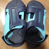 Sandália Papete Havaianas tamanho 33/34 - 33 - Havaianas