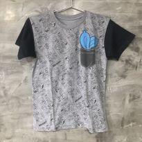 Camiseta Pitikas tamanho 8 - 8 anos - Piticas