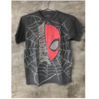 Camiseta homem aranha tamanho 10 - 10 anos - Spider Man