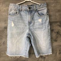 Bermuda jeans tamanho 10 - 10 anos - OshKosh