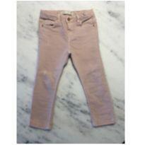 Calça rosa Zara - 24 a 36 meses - Zara