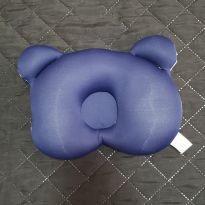 Travesseiro de ursinho anatômico não achata a cabeça -  - Baby Pil