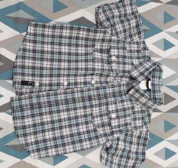 Camisa Gymboree - 18/24 - 18 a 24 meses - Gymboree
