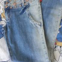 Calça Jeans Feminina - Black Jeans Skinny - M - 40 - 42 - Jeans