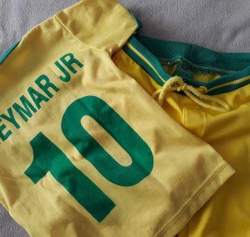 Calça do Brasil e Camisa do Brasil - 02 - 2 anos - Pool Kids e Sem marca