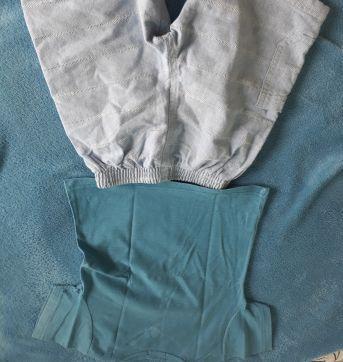 Conjunto Bermuda e Camiseta - Dila 02 anos - 2 anos - DILA