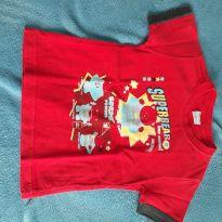 Camiseta 02 anos - Desayber - 2 anos - Desayner