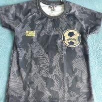 Camiseta Brasil - World Champion - 02 anos Pool - 2 anos - Pool Kids