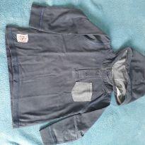 Camiseta manga longa - Tip Top 02 anos com touca - 2 anos - Tip Top
