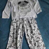 Pijama Cão - 02 anos - 2 anos - Serelepe