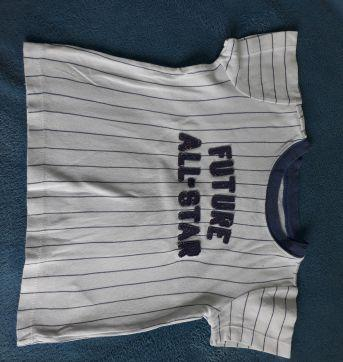 Camiseta Carter`s 02 anos - Future All-Star - 2 anos - Carter`s