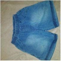 Bermuda Jeans - 02 anos. - 2 anos - Sem marca