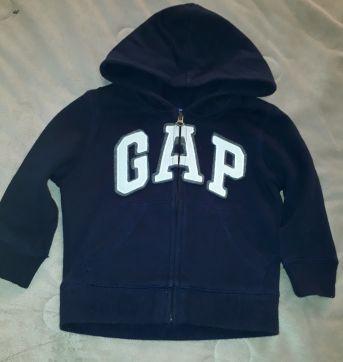 Moletom Ziper - Gap - 02 anos. - 2 anos - GAP