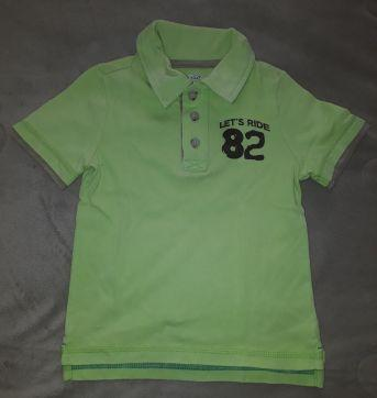 Camiseta Polo - Old Navy 18-24 - 18 a 24 meses - Old Navy