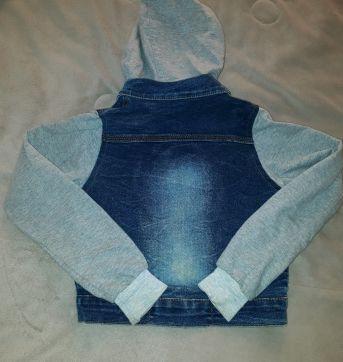 Jaqueta Jeans - 02 anos - 2 anos - ZRN