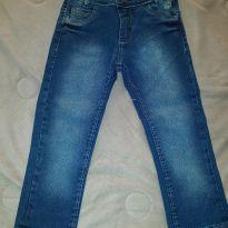 Calça Jeans - 03 anos - 3 anos - Denim