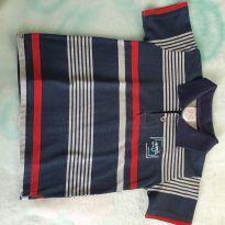 Camiseta Polo - 3 anos - Bob