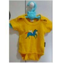 Body cavalo alado - Recém Nascido - BB Básico