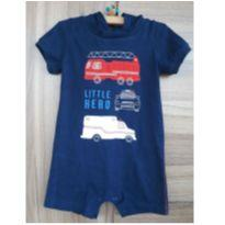 romper carters carros - 2 anos - Carter`s
