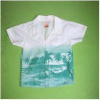 Camisa Praia - 18 a 24 meses - Marisol