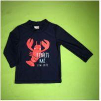 Camiseta para Nadar Proteção Solar - 2 anos - Carter`s