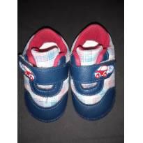 Sapato Car - Tam. 17 - 17 - Carinha de Nenê