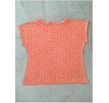 Camiseta Passarinho - 8 anos - Fábula