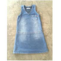 Vestido Jeans Reserva - 8 anos - Reserva mini