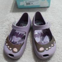 Mini Melissa dedinhos lilás - 19 - Melissa