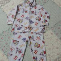 Pijama soft - 1 ano - Sof & Enz KIDS e Soft Kids