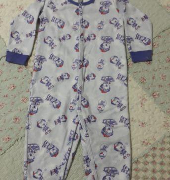 Macacão pijama Tigor - 1 ano - Tigor T.  Tigre e Tigor Baby