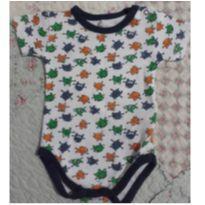 Body monstrinhos Basic - 0 a 3 meses - Basic + Baby e Basic+ Kids