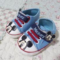 Sapatinho Mickey - 18 - Disney e Disney baby