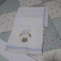 Conjunto lençol berço -  - Grão de Gente