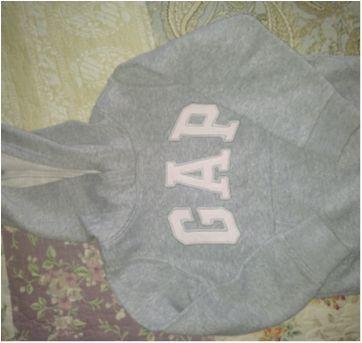Moletom Gap original tamanho 4 - 4 anos - Baby Gap e GAP