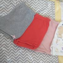 shortinhos - 6 a 9 meses - Patimini