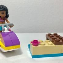 Lego Friends- Jet ski -  - Lego