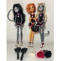 Bonecas Monster High- Lideres de Torcida -  - Monster High e Mattel