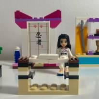 Lego Friends- Aula de karate da Emma -  - Lego