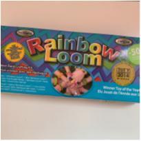Rainbow Loom Caixinha