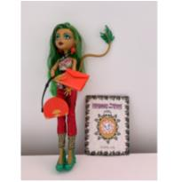 Monster High- Jinafire Long -  - Monster High