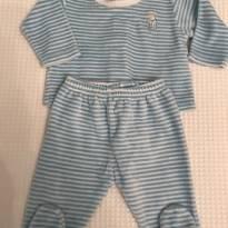 Conjunto 2 peças Baby Cottons - Recém Nascido - Baby Cottons