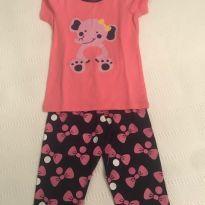 Pijama importado - 4 anos - Little Wonders