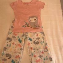 Pijama Carters - 4 anos - Carter`s